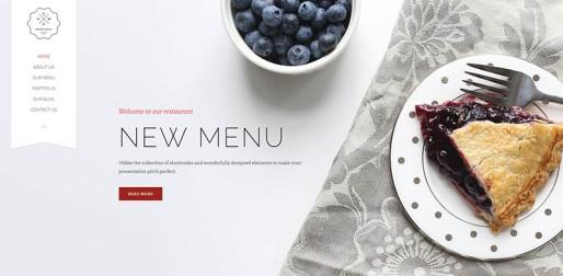 菜谱西餐网站
