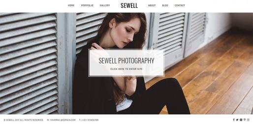 Sewell摄影网站