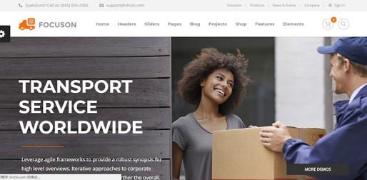 HTML5网站
